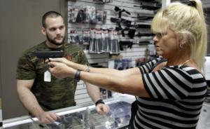 美国枪支管控再遭诟病,91%涉恐相关人员申请持枪获准