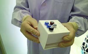 国产埃博拉病毒检测试剂获批生产