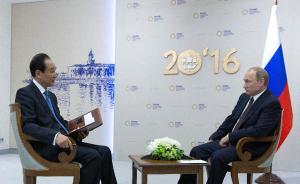 普京接受新华社专访:习近平是很好的朋友,中俄互信前所未有