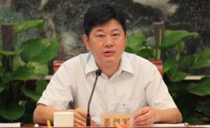 广州市政府原副秘书长涉贪被诉,被曝在万庆良主政时快速升迁