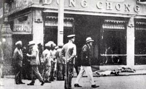 上海红色记录|一部真实记录五卅惨案的影片