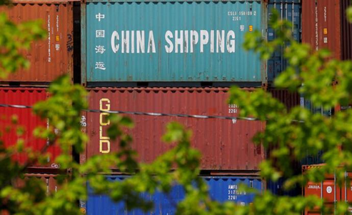 人民日报聚焦中国外贸数据:让中国制造走得更远