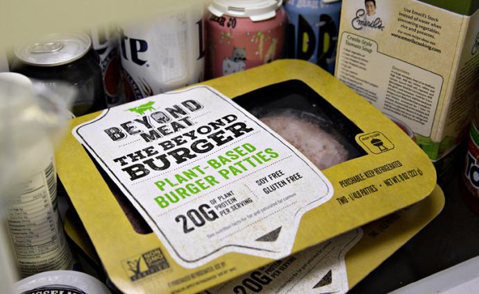 人造肉第一股將進美國Costco,8塊裝肉餅近15美元