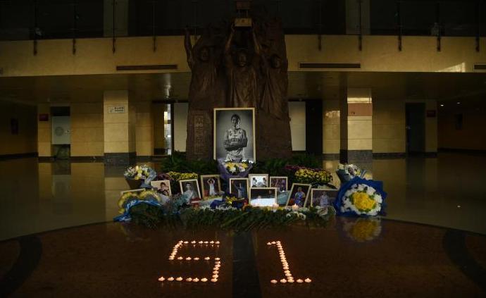 北京球迷悼念吉喆:最深沉的悲傷,都悄無聲息