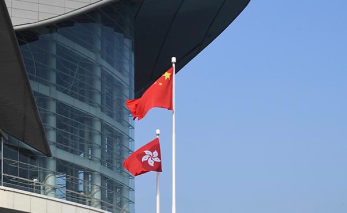 香港婦女代表:希望香港盡快恢復社會正常運作