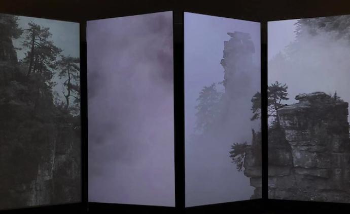 以當代視角聚焦寒山詩意,寒山美術館呈現兩周年主題展