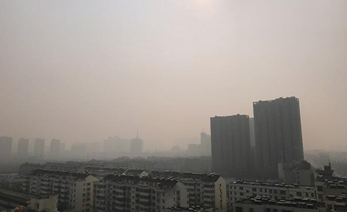 江苏升级重污染天气等级至橙色预警,已开展省级暗查