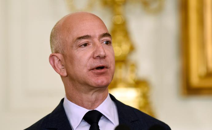亚马逊创始人贝索斯:将继续支持美国国防部