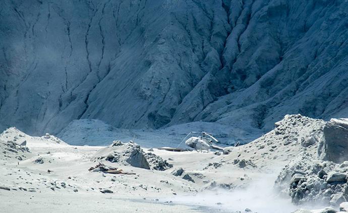 新西兰研究所:怀特岛火山未来24亚博体育ios官方下载仍有可能喷发