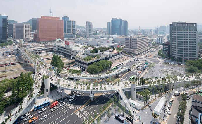 建筑師韋尼·馬斯談綠色城市:從首爾空中花園到京杭大運河