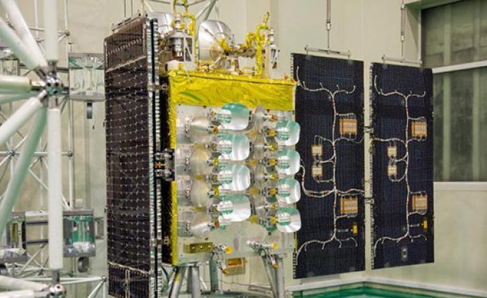 中国首颗民营5G卫星预计本月发射,单星覆盖30万平方公里