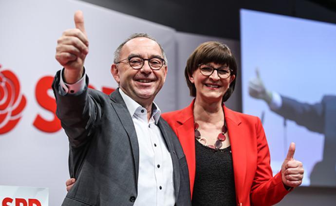 同觀·德國丨社民黨換帥,執政聯盟會不會崩盤?