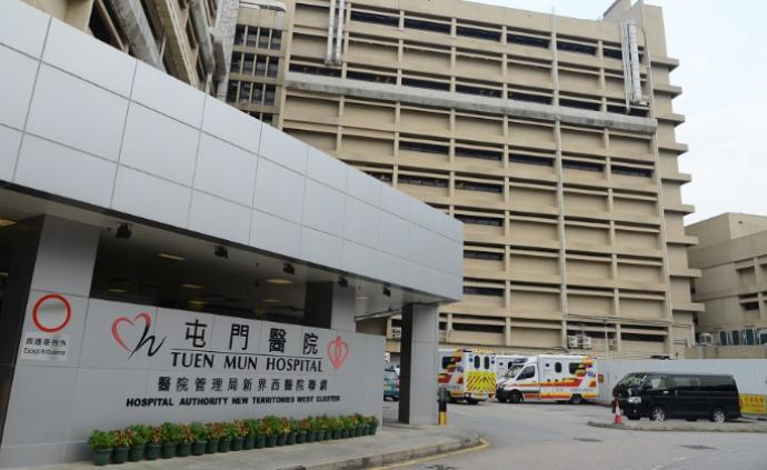香港再發生惡性案件:1男1女被砍傷送醫,多名兇徒逃跑
