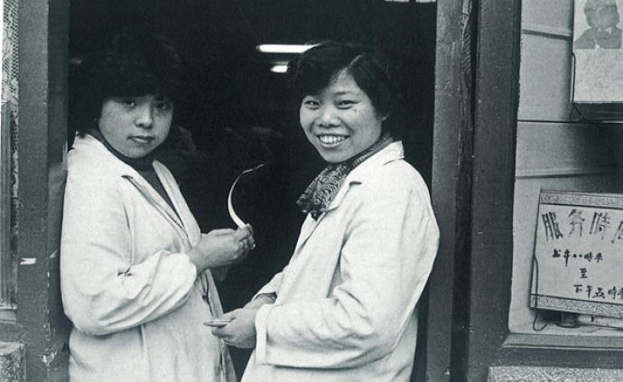 看展览|日本摄影师镜头下的中国八十年代:粗糙却自然
