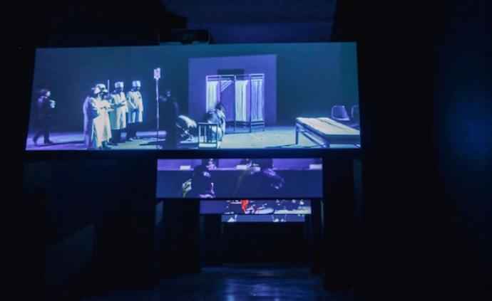 """圓桌 萬維網誕生30年來,從""""三人展""""談當代藝術與科技"""