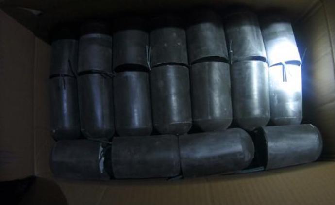 囤鱼雷10000多枚,广东特大非法经营易爆物质案嫌犯被诉