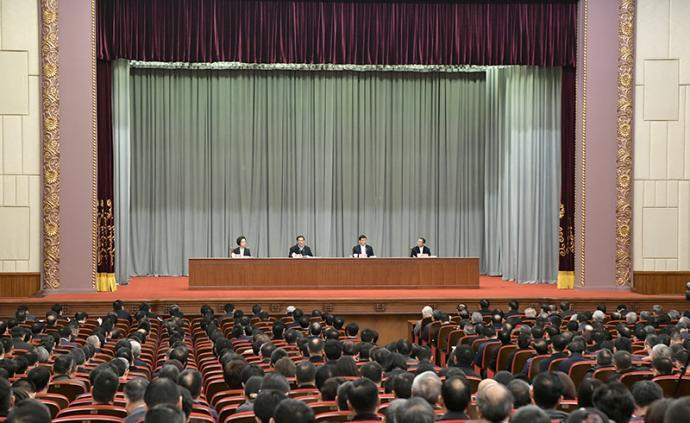 上海传达中央经济工作会议精神,李强:努力走出逆周期表现
