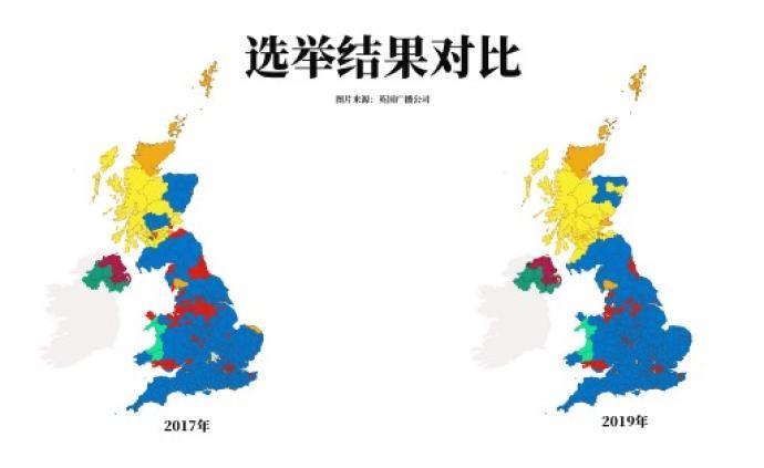 """英國大選保守黨大勝,但脫歐與""""聯合王國""""前景依然嚴峻"""