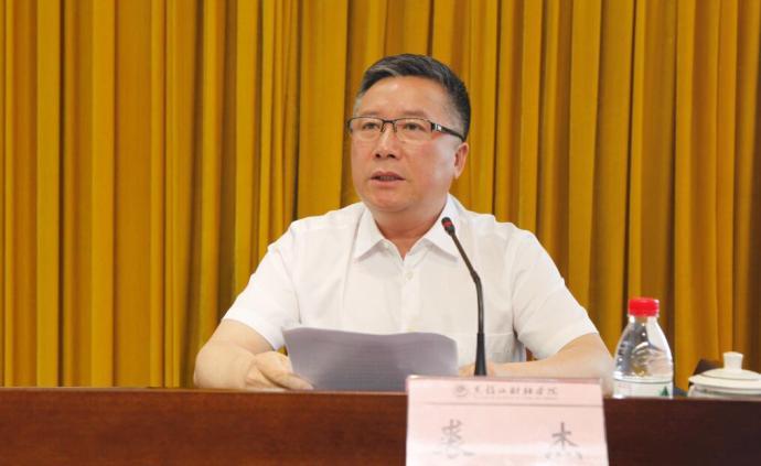 黑龍江省委組織部公示:裘杰擬任副廳級民辦高校黨委書記