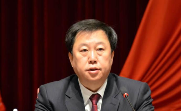 新任黑龍江省委常委張安順已兼任省委政法委書記