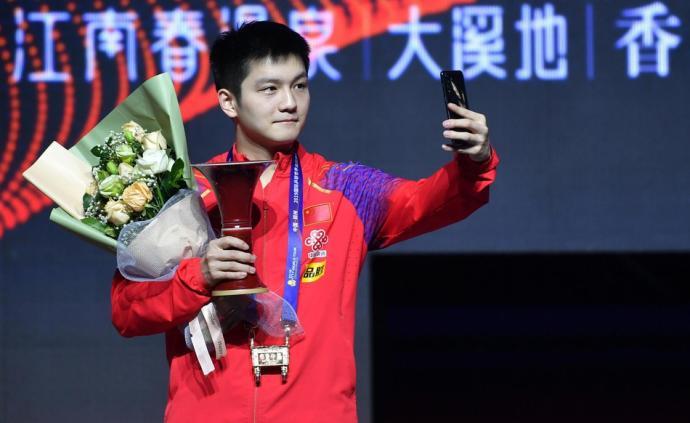 體壇聯播 樊振東擊敗馬龍總決賽奪冠,曼城3-0碾壓阿森納