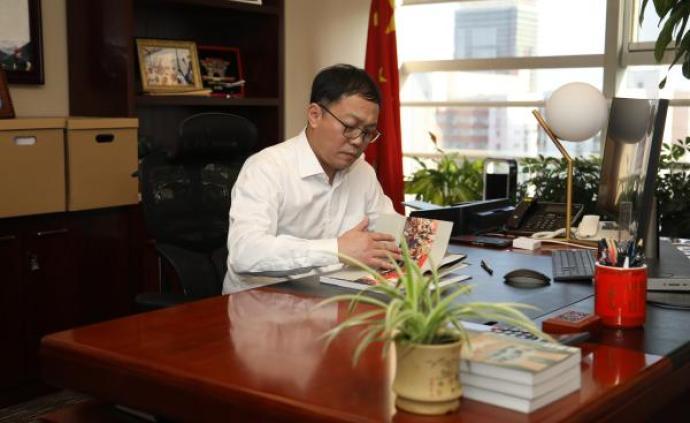 专访|傅若清:60后,北京人,《我和我的祖国》总出品人