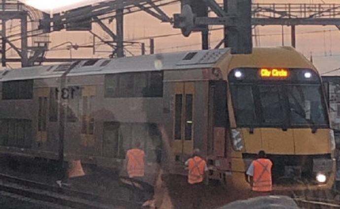 中國游客掉進悉尼火車軌道或將截肢,已送醫治療