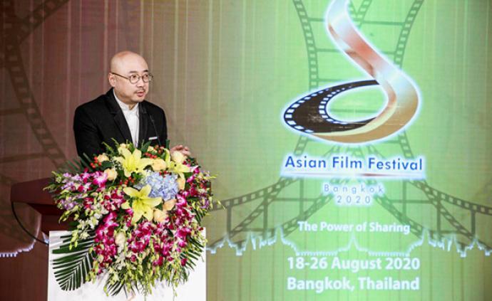 徐峥担任首届亚洲电影节中泰电影推广大使