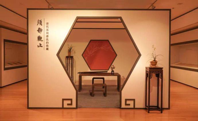現場|蘇博年末大展:看清代蘇州潘氏書畫收藏是怎樣的大觀