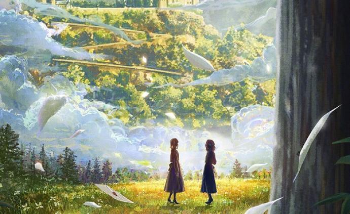 京都動畫《紫羅蘭永恒花園外傳》確認引進