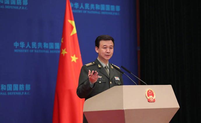 美國成立天軍,中國是否也會成立類似獨立軍種?國防部回應