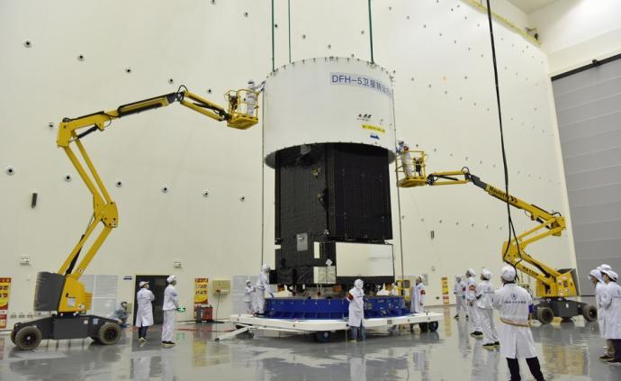 """一身真功夫:盤點實踐二十號衛星的六大""""黑科技"""""""