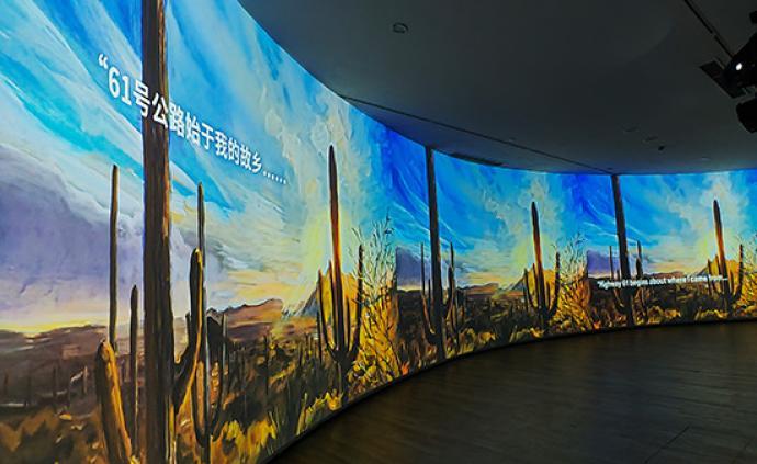 一周觀展|鮑勃·迪倫、霍克尼展將落幕,古版年畫中年味漸起