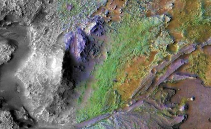 """""""火星2020"""":NASA披露新一代火星探測車任務細節"""