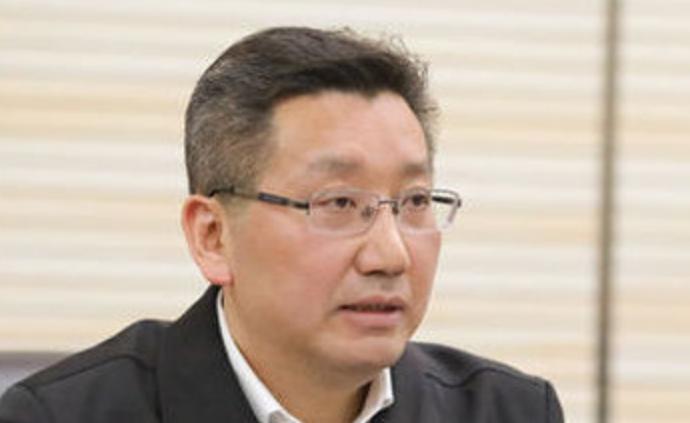 湖北省第八批援藏干部人才領隊陳正祥履新省委宣傳部副部長