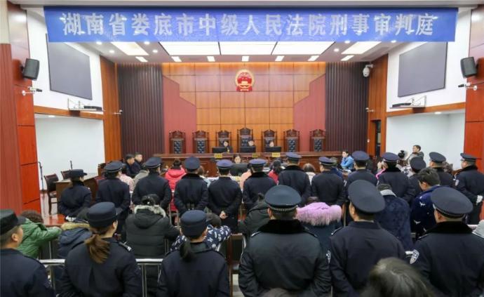 """""""匯財經貿""""非法集資涉案超10億元,段議雄被判無期徒刑"""