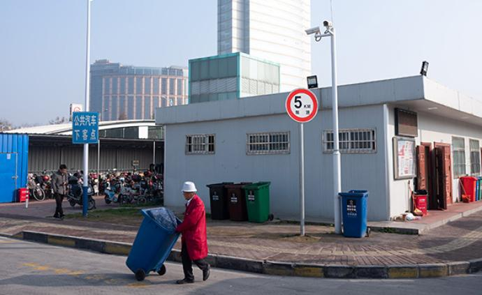 復雜社區|上海垃圾分類成效:政策與習慣