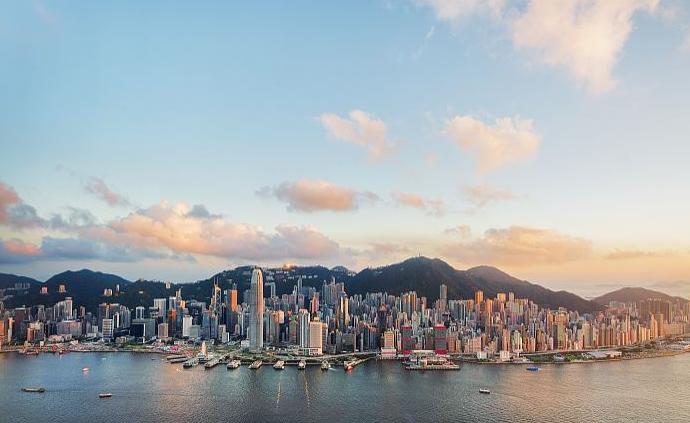 """林鄭月娥:堅守""""一國兩制""""原則,愿明年香港能重新出發"""