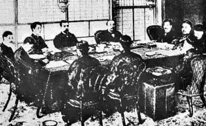 """晚清中國的""""日本轉向"""":東亞古典精神的相逢與終結"""