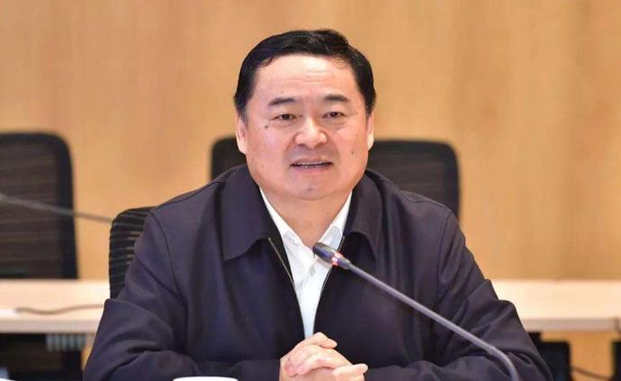 國家能源委員會組成人員調整:郝鵬、章建華任委員