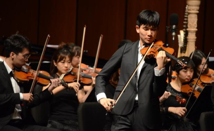 哈爾濱勛菲爾德弦樂比賽7月舉行,分設三個組別