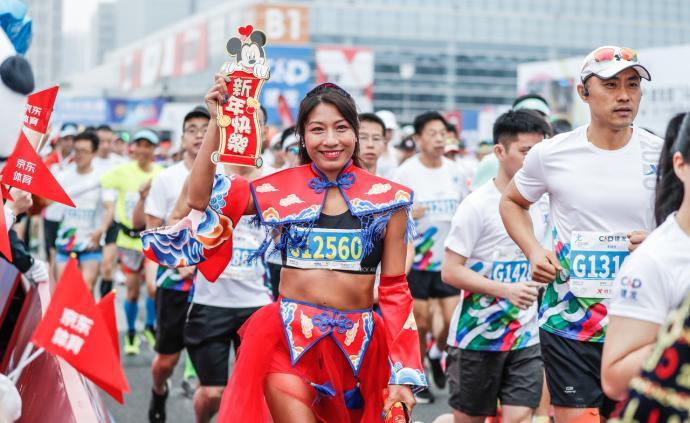 馬拉松賦能城市經濟發展,18歲的廈馬給出了答案