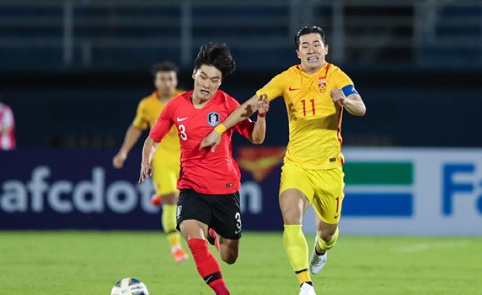 """最后時刻丟球,中國足球為什么總差那么""""一點點""""?"""