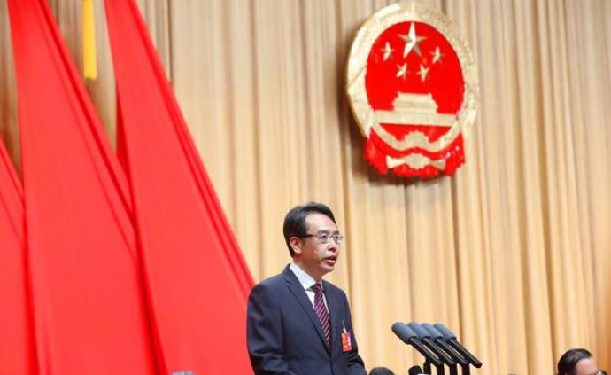 王暉當選江蘇省南通市市長
