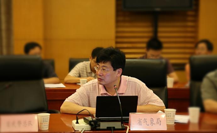 黎健出任中國氣象局總工,該崗位由中央編辦批準設立