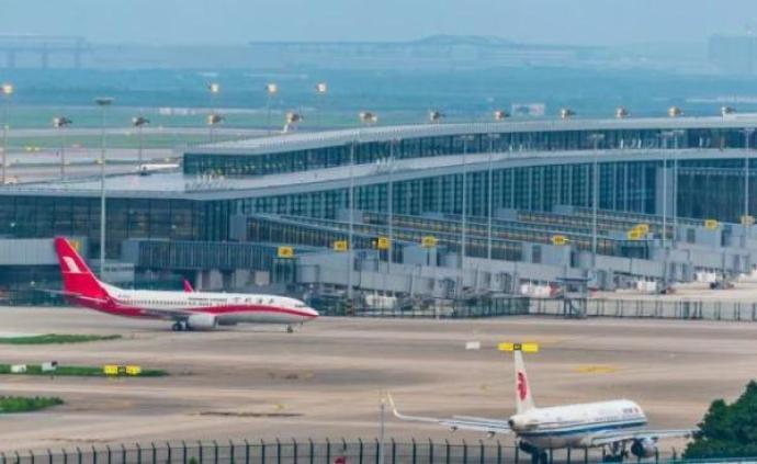 新春走基層|一大波高科技投用上海兩大機場春運
