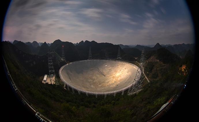 通过国家验收,意味着中国天眼完成了工程师和科学家间的交接