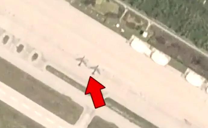 美軍第一批2架B-52戰略轟炸機已抵達印度洋迪戈加西亞島