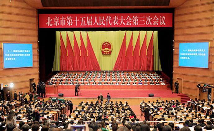 北京:去年全市地區生產總值初步預計增長6.2%左右