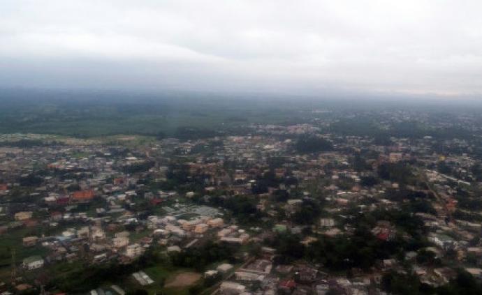 4名在加蓬遭海盗挟持的中国船员在尼日利亚获救